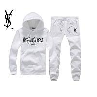 Yves Saint Laurent YSL Tracksuits Long Sleeved For Men #343857