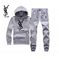 Yves Saint Laurent YSL Tracksuits Long Sleeved For Men #343861