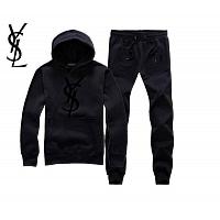 Yves Saint Laurent YSL Tracksuits Long Sleeved For Men #343864