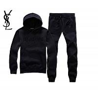 Yves Saint Laurent YSL Tracksuits Long Sleeved For Men #343865