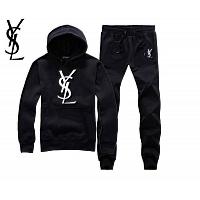 Yves Saint Laurent YSL Tracksuits Long Sleeved For Men #343866