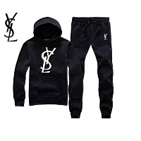 Yves Saint Laurent YSL Tracksuits Long Sleeved For Men #343867