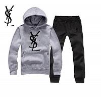 Yves Saint Laurent YSL Tracksuits Long Sleeved For Men #343879