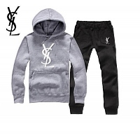Yves Saint Laurent YSL Tracksuits Long Sleeved For Men #343881