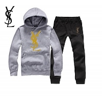 Yves Saint Laurent YSL Tracksuits Long Sleeved For Men #343883