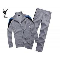 Yves Saint Laurent YSL Tracksuits Long Sleeved For Men #343889