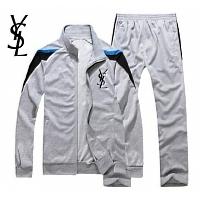 Yves Saint Laurent YSL Tracksuits Long Sleeved For Men #343890
