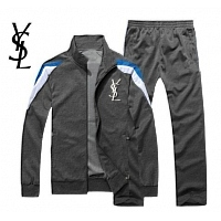 Yves Saint Laurent YSL Tracksuits Long Sleeved For Men #343897