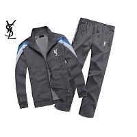 Yves Saint Laurent YSL Tracksuits Long Sleeved For Men #343899