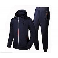 Yves Saint Laurent YSL Tracksuits Long Sleeved For Men #343928