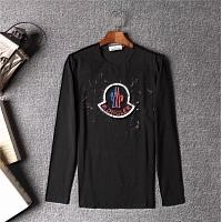 Moncler T-Shirts Long Sleeved For Men #344085