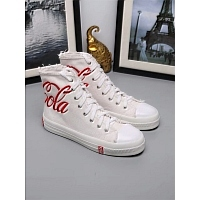 Converse x Coca-Cola High Tops Shoes For Women #346191