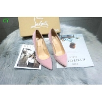 Christian Louboutin CL High-Heeled Shoes For Women #347668