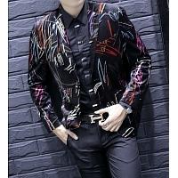 Dior Suits Sets Long Sleeved For Men #347809