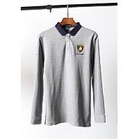 Lamborghini T-Shirts Long Sleeved For Men #348693