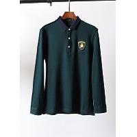 Lamborghini T-Shirts Long Sleeved For Men #348694