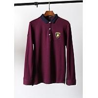 Lamborghini T-Shirts Long Sleeved For Men #348695