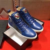Philipp Plein PP High Tops Shoes For Men #352780