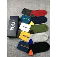 Ralph Lauren Polo Socks Packs For Men #353915