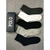 Ralph Lauren Polo Socks Packs For Men #353919
