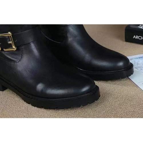 Cheap Versace Casual Shoes For Women #357188 Replica Wholesale [$99.00 USD] [W-357188] on Replica Versace Boots