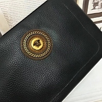 Cheap Versace Quality Wallets For Men #356663 Replica Wholesale [$56.00 USD] [W-356663] on Replica Versace AAA Man Wallets