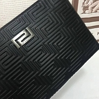 Cheap Versace Quality Wallets For Men #356664 Replica Wholesale [$56.00 USD] [W-356664] on Replica Versace AAA Man Wallets