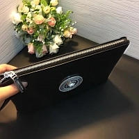 Cheap Versace Quality Wallets For Men #356667 Replica Wholesale [$56.00 USD] [W-356667] on Replica Versace AAA Man Wallets