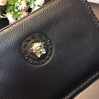 Cheap Versace Quality Wallets For Men #356670 Replica Wholesale [$58.00 USD] [W-356670] on Replica Versace AAA Man Wallets