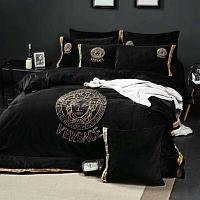 Cheap Versace Quality Bedding #356883 Replica Wholesale [$129.50 USD] [W-356883] on Replica Versace Bedding