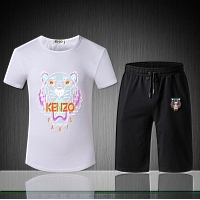 Kenzo Tracksuits Short Sleeved For Men #357292