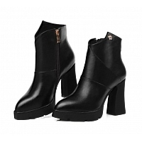 Cheap Versace Fashion Boots For Women #357373 Replica Wholesale [$82.00 USD] [W-357373] on Replica Versace Boots