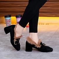 Prada High-Heeled Shoes For Women #357727