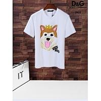 Dolce & Gabbana D&G T-Shirts Short Sleeved For Men #357990