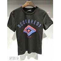 Dsquared T-Shirts Short Sleeved For Men #358086