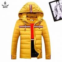 Bally Down Coats Long Sleeved For Men #358525