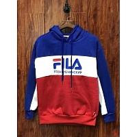 FILA Hoodies Short Sleeved For Men #358626