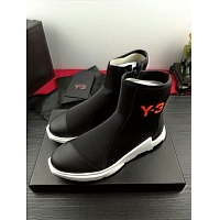 Y-3 High Tops Shoes For Men #361276