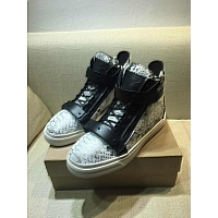 Giuseppe Zanotti GZ High Tops Shoes For Men #363032