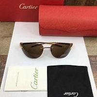 Cartier AAA Sunglasses #363395