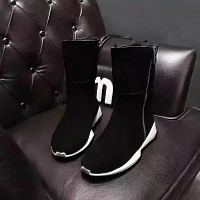 Famous Brand Leather Boots For Women #363728