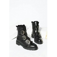 Famous Brand Leather Boots For Women #363729