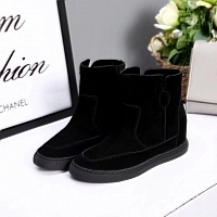 Famous Brand Leather Boots For Women #363738