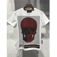 Philipp Plein PP T-Shirts Short Sleeved For Men #363861