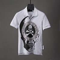 Philipp Plein PP T-Shirts Short Sleeved For Men #365100