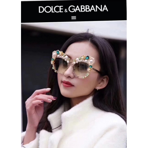 Cheap Dolce & Gabbana D&G AAA Quality Sunglasses #370248 Replica Wholesale [$92.10 USD] [W-370248] on Replica Dolce & Gabbana AAA Sunglasses