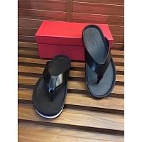 Salvatore Ferragamo SF Slippers For Men #366934