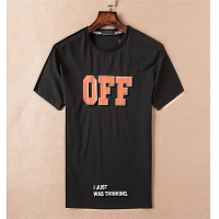 Off-White T-Shirts Short Sleeved For Men #367081