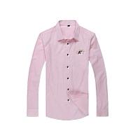 Armani Shirts Long Sleeved For Men #367486