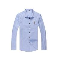 Yves Saint Laurent YSL Shirts Long Sleeved For Men #367530